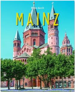 Reise durch Mainz von Scherf,  Dietmar