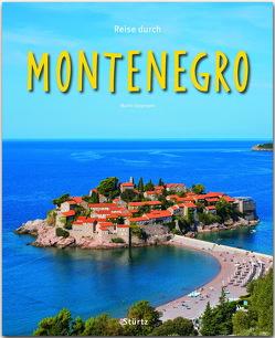 Reise durch Montenegro von Siepmann,  Martin