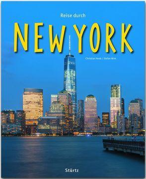 Reise durch New York von Heeb,  Christian, Nink,  Stefan