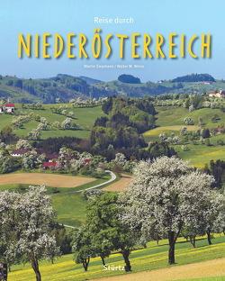 Reise durch Niederösterreich von Siepmann,  Martin, Weiss,  Walter M.