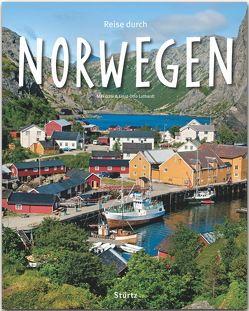 Reise durch Norwegen von Galli,  Max, Luthardt,  Ernst-Otto