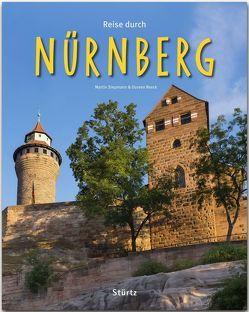 Reise durch Nürnberg von Reek,  Doreen, Siepmann,  Martin