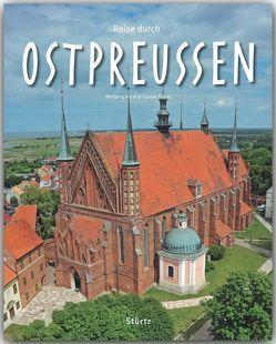 Reise durch Ostpreußen von Korall,  Wolfgang, Strunz,  Gunnar