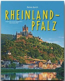 Reise durch Rheinland-Pfalz von Merz,  Brigitte, Spiegelhalter,  Erich, Ueberle,  Maja