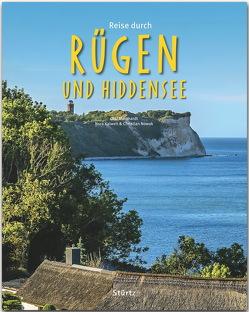 Reise durch Rügen und Hiddensee von Kalweit,  Nora, Meinhardt,  Olaf, Nowak,  Christian