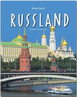 Reise durch Russland von Klaube,  Bernd, Meinhardt,  Olaf