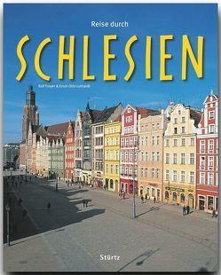 Reise durch Schlesien von Freyer,  Ralf, Luthardt,  Ernst-Otto