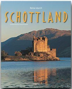 Reise durch Schottland von Krinitz,  Hartmut, Schwikart,  Georg