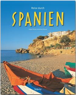 Reise durch Spanien von Drouve,  Andreas, Richter,  Jürgen