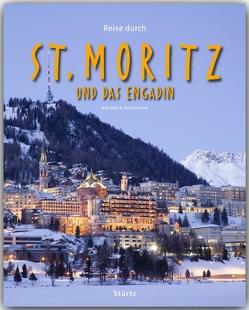 Reise durch St. Moritz und das Engadin von Fromm,  Georg, Galli,  Max