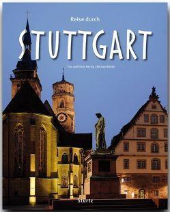 Reise durch Stuttgart von Herzig,  Tina und Horst, Kühler,  Michael