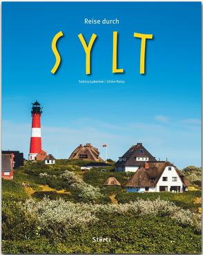 Reise durch Sylt von Lubenow,  Sabine, Ratay,  Ulrike