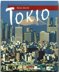Reise durch Tokio von Krüger,  Hans H