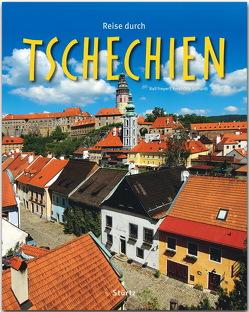 Reise durch Tschechien von Freyer,  Ralf, Luthardt,  Ernst-Otto