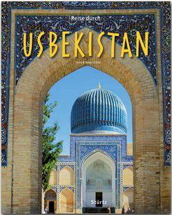 Reise durch Usbekistan von Thöns,  Bodo, Thöns,  Irina