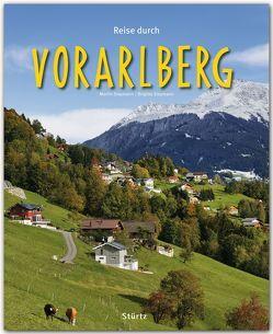 Reise durch Vorarlberg von Siepmann,  Brigitta, Siepmann,  Martin