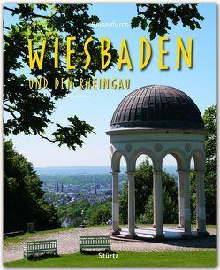 Reise durch Wiesbaden und den Rheingau von Herzig,  Tina und Horst, Kühler,  Michael