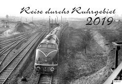 Reise durchs Ruhrgebiet 2019