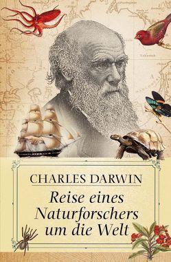 Reise eines Naturforschers um die Welt von Carus,  Julius Victor, Darwin,  Charles