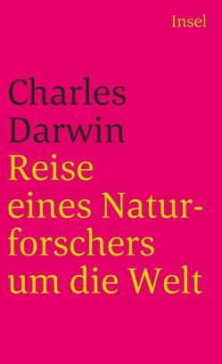 Reise eines Naturforschers um die Welt von Carus,  J Victor, Darwin,  Charles, Voss,  Julia
