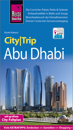Reise Know-How CityTrip Abu Dhabi von Kabasci,  Kirstin