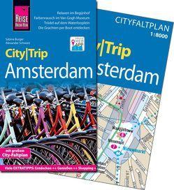 Reise Know-How CityTrip Amsterdam von Bürger,  Sabine, Schwarz,  Alexander
