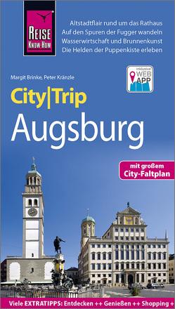 Reise Know-How CityTrip Augsburg von Brinke,  Margit, Kränzle,  Peter