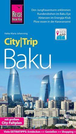 Reise Know-How CityTrip Baku von Johenning,  Heike Maria