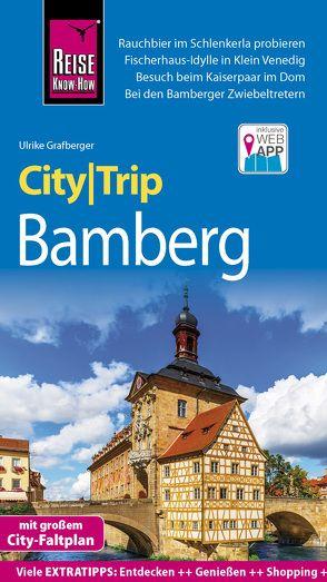 Reise Know-How CityTrip Bamberg von Grafberger,  Ulrike