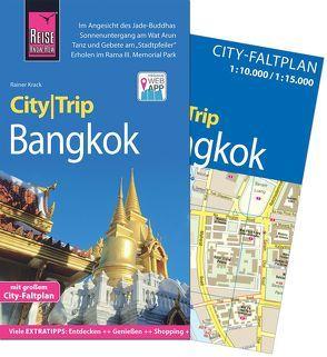 Reise Know-How CityTrip Bangkok von Krack,  Rainer