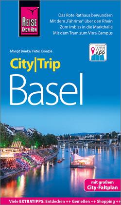 Reise Know-How CityTrip Basel von Brinke,  Margit, Kränzle,  Peter