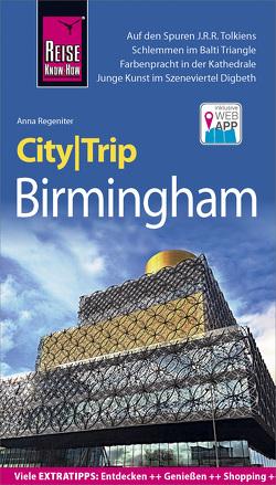 Reise Know-How CityTrip Birmingham von Regeniter,  Anna