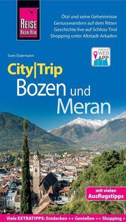 Reise Know-How CityTrip Bozen und Meran von Eisermann,  Sven
