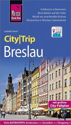 Reise Know-How CityTrip Breslau von Gawin,  Izabella