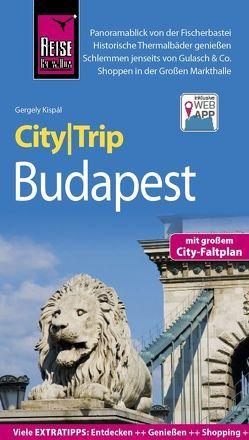 Reise Know-How CityTrip Budapest von Kispál,  Gergely