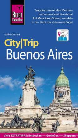 Reise Know-How CityTrip Buenos Aires von Christen,  Maike