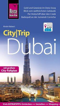 Reise Know-How CityTrip Dubai von Kabasci,  Kirstin