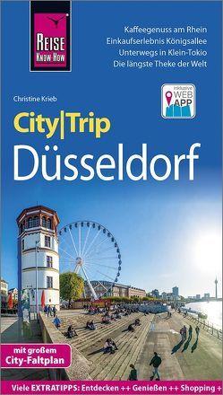 Reise Know-How CityTrip Düsseldorf von Krieb,  Christine