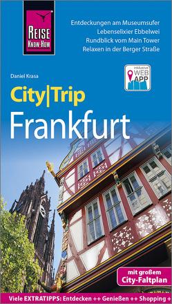 Reise Know-How CityTrip Frankfurt von Krasa,  Daniel