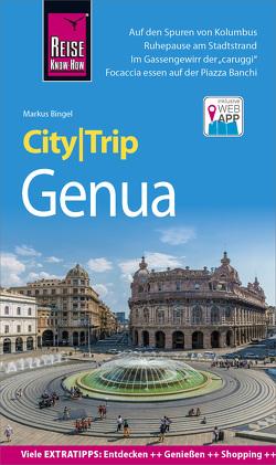 Reise Know-How CityTrip Genua von Bingel,  Markus