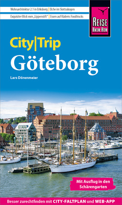 Reise Know-How CityTrip Göteborg von Dörenmeier,  Lars