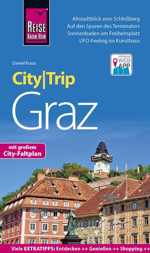 Reise Know-How CityTrip Graz von Krasa,  Daniel