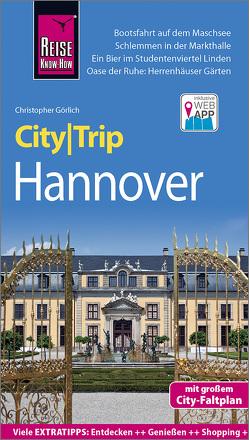 Reise Know-How CityTrip Hannover von Görlich,  Christopher