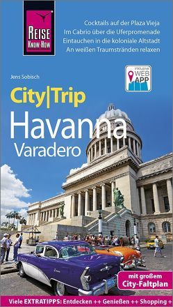 Reise Know-How CityTrip Havanna von Sobisch,  Jens