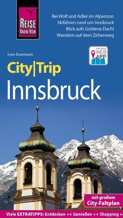 Reise Know-How CityTrip Innsbruck von Eisermann,  Sven