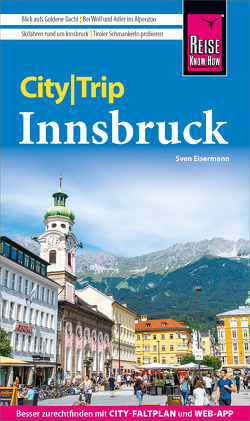 Reise Know-How CityTrip Innsbruck von Eisermann,  Sven