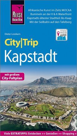 Reise Know-How CityTrip Kapstadt von Losskarn,  Dieter
