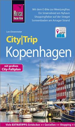 Reise Know-How CityTrip Kopenhagen von Dörenmeier,  Lars