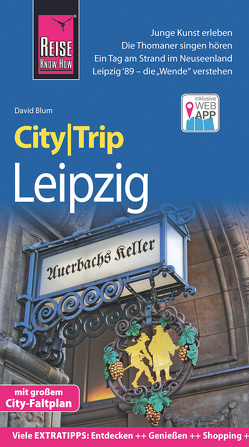 Reise Know-How CityTrip Leipzig von Blum,  David