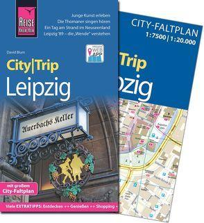 Reise Know-How CityTrip Leipzig von Blum,  David